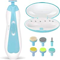 Epzia Baby Nail File Trimmer for Newborn or Toddler Toes and Fingernails