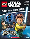 Quest for the Kyber Saber (LEGO Star Wars: Activity Book with Minifigure)