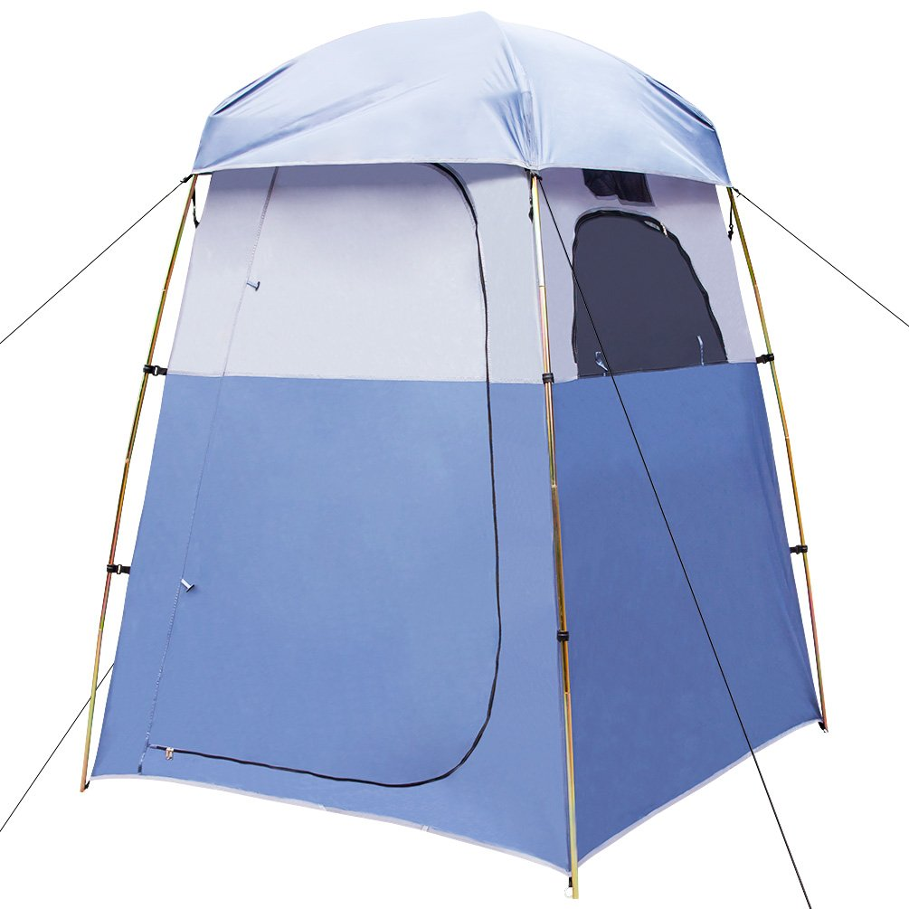 Survivalist Outdoor Easy Up Portable Dressing Changing Room Shower Privacy Shelter Tent Toilet Tent