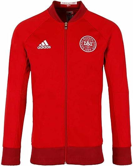 adidas Veste Le Danemark Anthem 3XL Rouge Rouge: