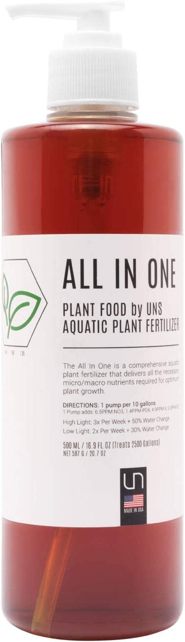 Ultum Nature Systems All in One Plant Food Aquatic Plant Fertilizer 500mL