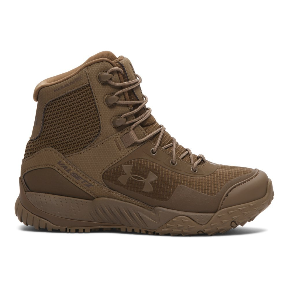 Under Armour Women's Valsetz RTS Military and Tactical Boot (220)/Coyote Brown, 9