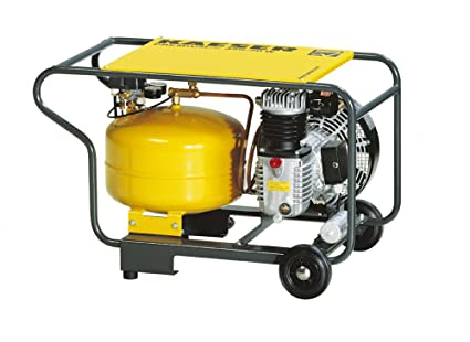 Premium Car Kaeser 350/30 W obras de compresor de aire