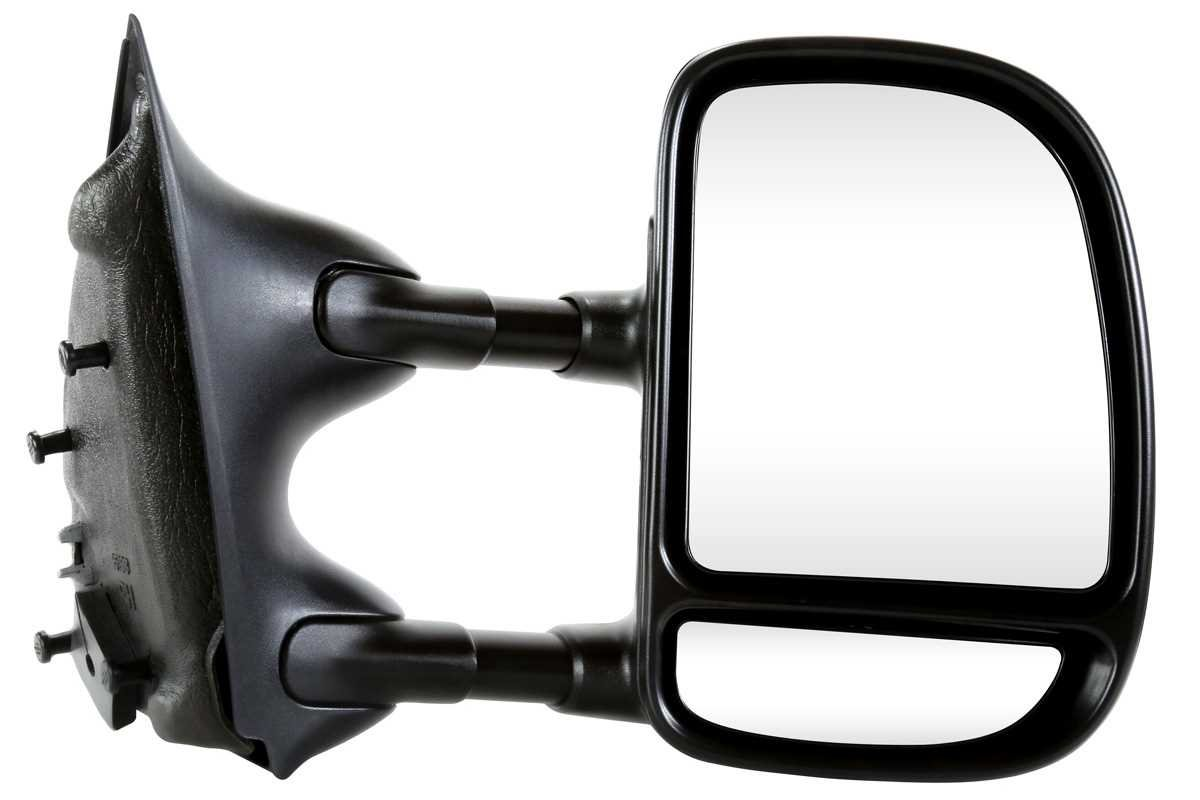 Prime Choice Auto Parts KAPFO1320226PR Towing Telescoping Manual Left /& Right Side Mirrors
