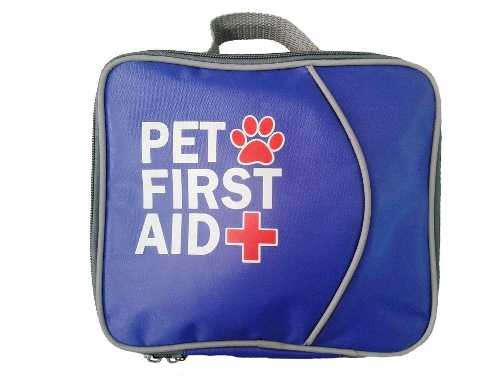 JoJo Modern Pets Essential Pet First Aid Kit (16 Pieces)