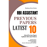 RBI Assistant Previous Year Solved Papers : Mocktime Publication