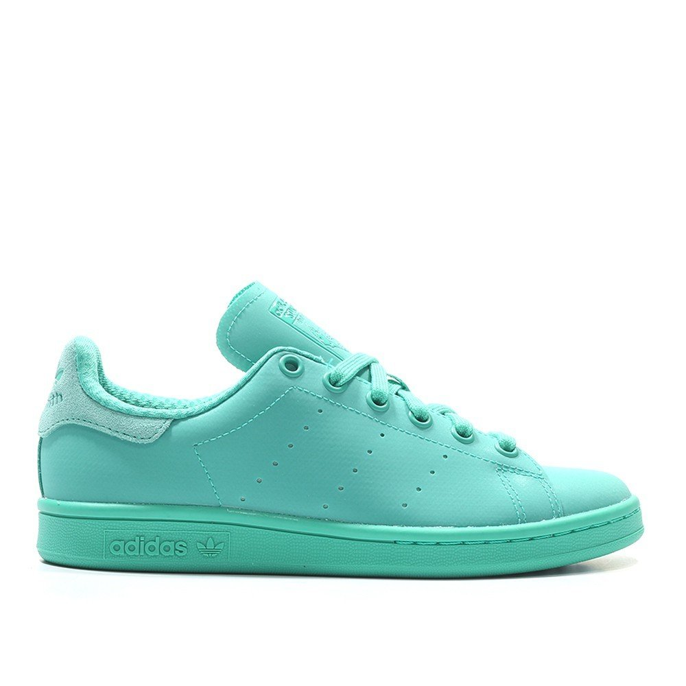 premium selection 93b62 06497 adidas Originals Stan Smith adicolour Reflective Menta verde Hombre adidas  Stan Smith Calzado S11q8930