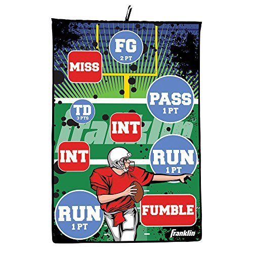 Franklin Sports Football Target Indoor Pass Game, 36 X 24-Inch