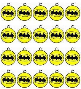 lot_Popular_Batman_Circular_Charms_Pendants_DIY_Jewelry_Making_