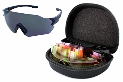 Amazon.com: Evolution Eyewear conectar anteojos de tiro con ...