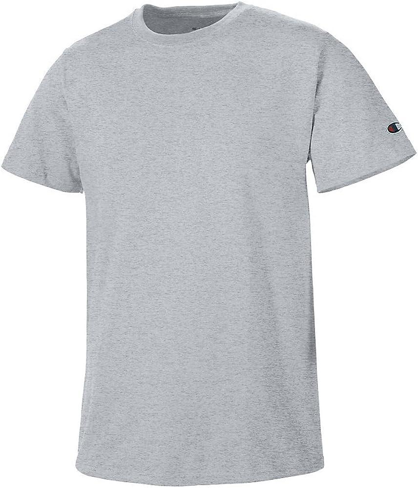 Champion Men's Basic Short Sleeve Tee Shirt