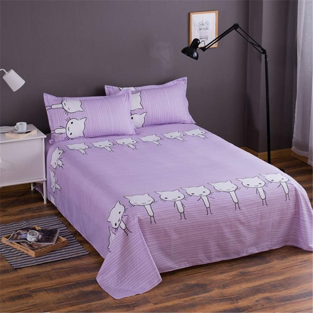 FENGDONG bedspreads Home Textiles bedspreads Bedding Single Student dormitor by FENGDONG