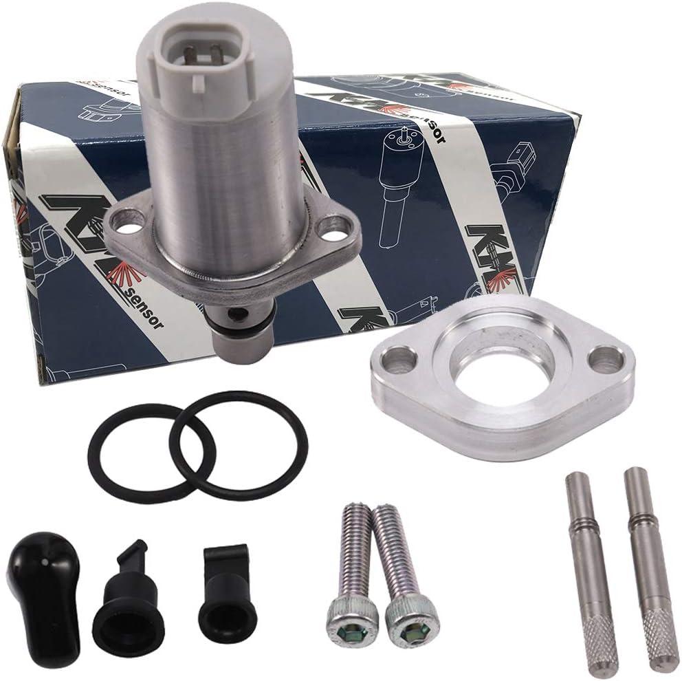kmdiesel brand 294200-0040 Diesel Fuel Pump Regulator Suction Control SCV Valve 04226-0L010 22560-30020 294200-0093 for TOYOTA HILUX FORTUNER 1KD//2KD LAND CRUISER HIACE HILUX DYNA COROLLA AVENSIS