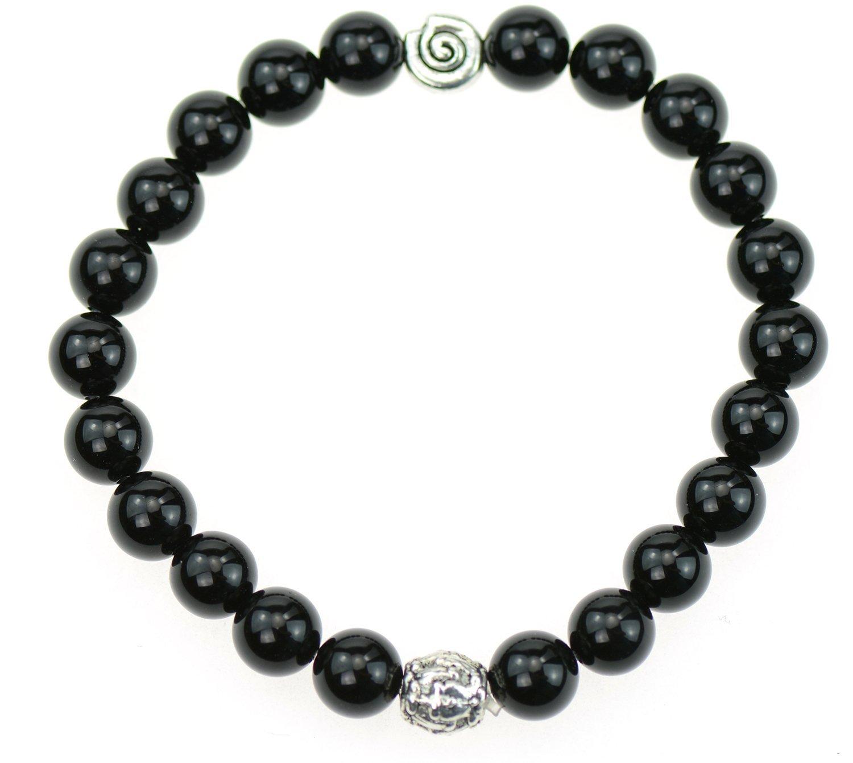 Sunchains Earthstone Collection - Black Onyx Bracelet