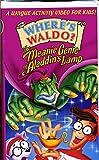 Where's Waldo - The Meanie Genie of Aladdin's Lamp