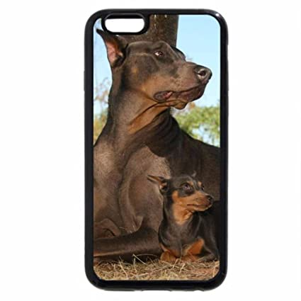 coque iphone 6 doberman