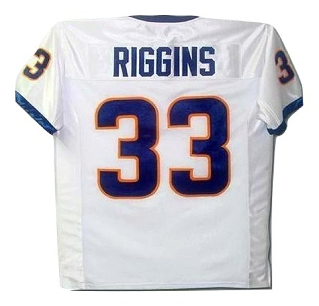 cheap for discount ebc4f c4273 borizcustoms Friday Night Tim Riggins 33 Football Jersey New Stitch Sewn  White