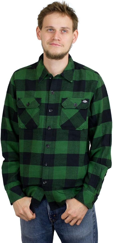 Dickies Camisa Sacramento verde: Amazon.es: Ropa
