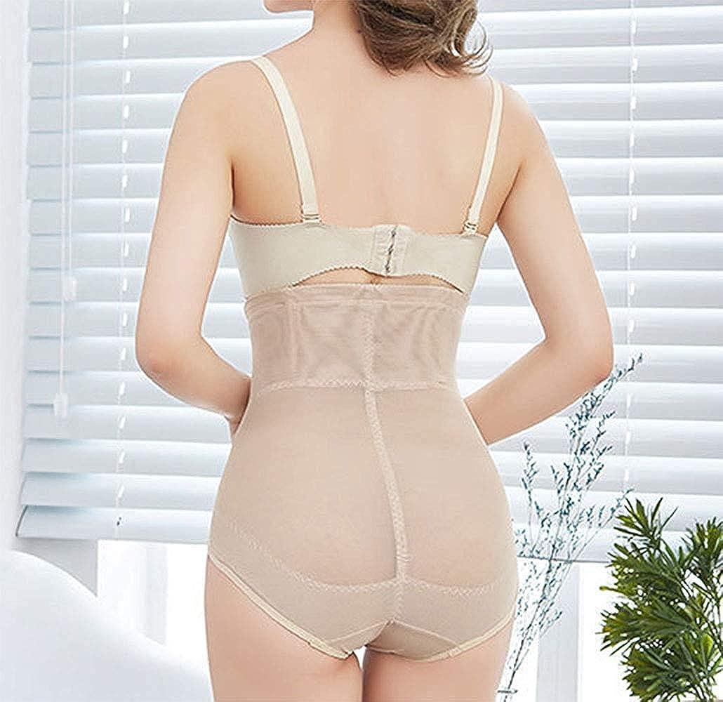 Jocab Women High Waist Cincher Body Shaper Trainer Girdle Faja Tummy Control Trimmer Underwear Shapewear Plus Size