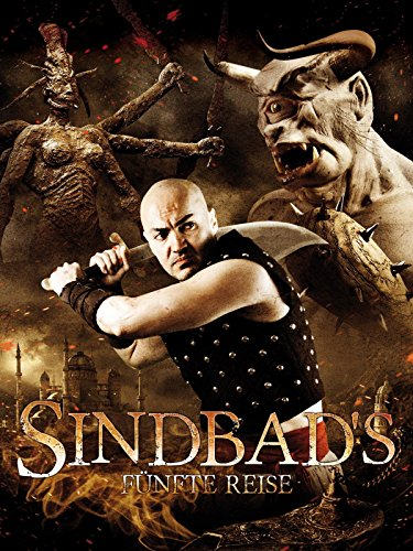 Sindbads fünfte Reise Film