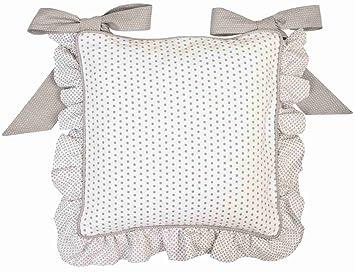 DOT25G Clayre & Eef - Dotted - Federa per cuscino per sedia ...