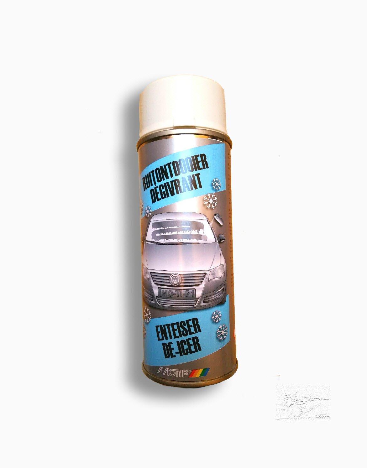 Car Windows Car Windscreen De-Icer Spray Refill Extra Freezing Disc