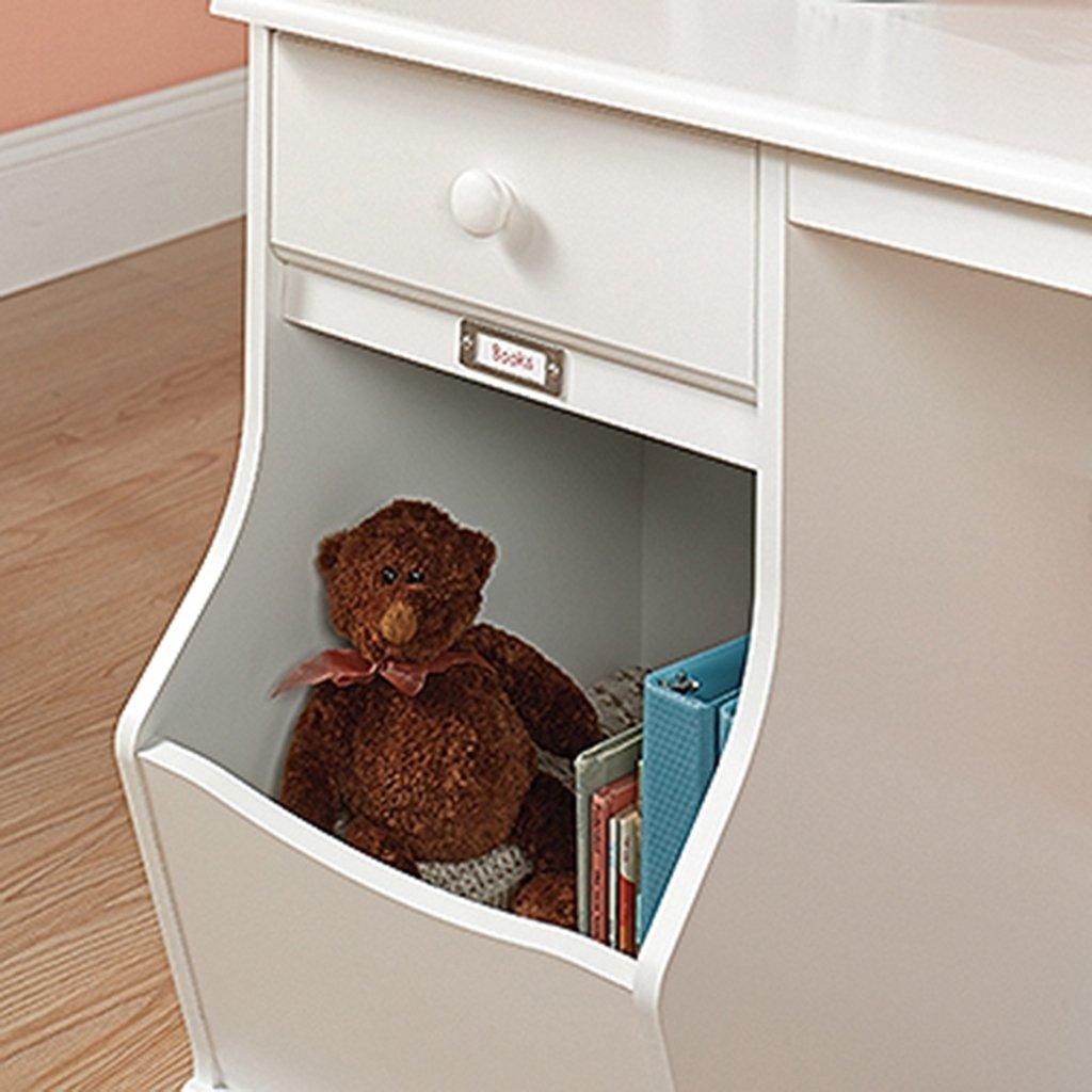 Sauder Pogo Desk for Children, Soft White Finish by Sauder (Image #5)