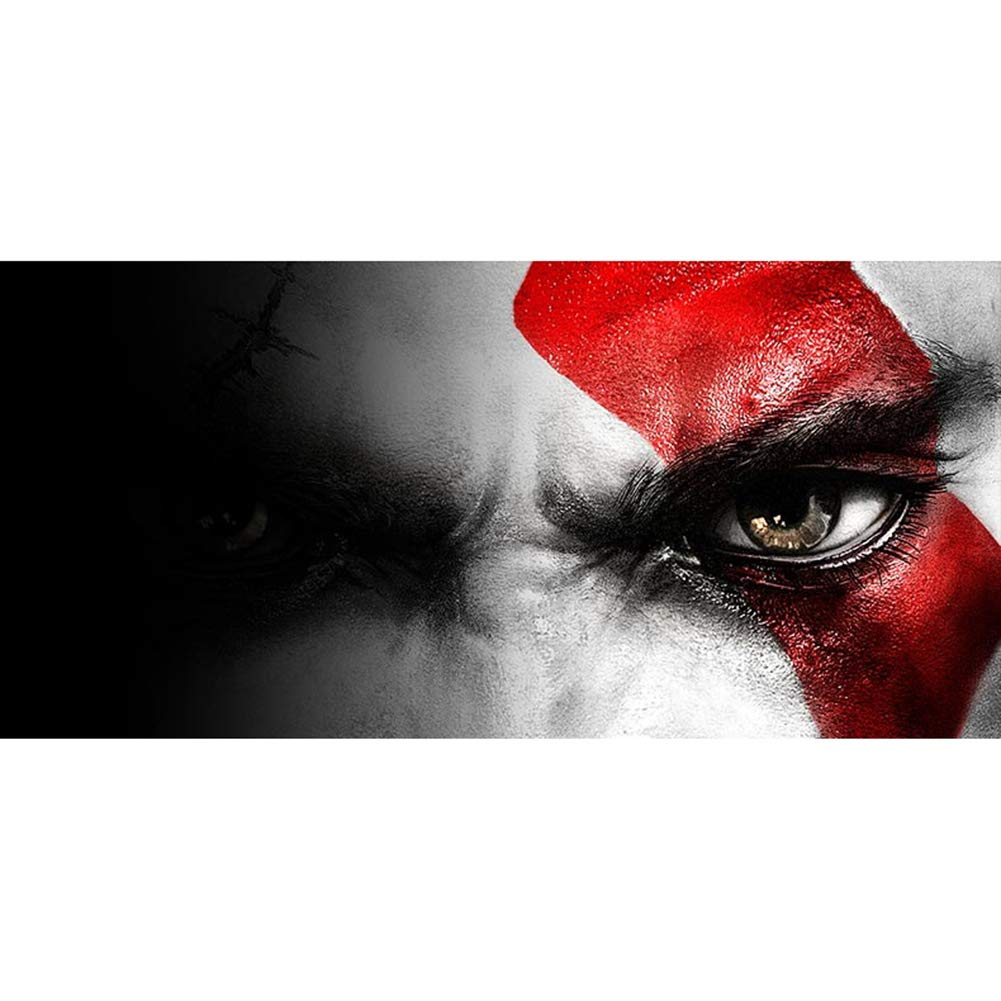 BERID Maschera di Halloween Clown, Dio della Testa di Guerra Maschera, Creative Resina Vizard Maschera, Partito, Mascherata E Maschere Cosplay