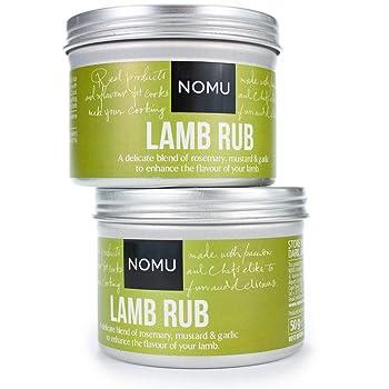 NOMU 50-gram BBQ Rub