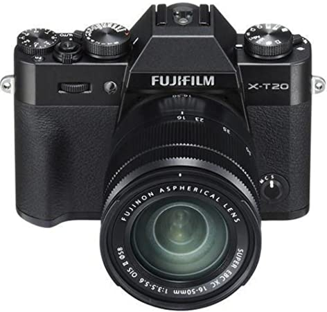 Fujifilm X-T20 XC16-50mmF3.5-5.6 OISII Kit Black product image 2