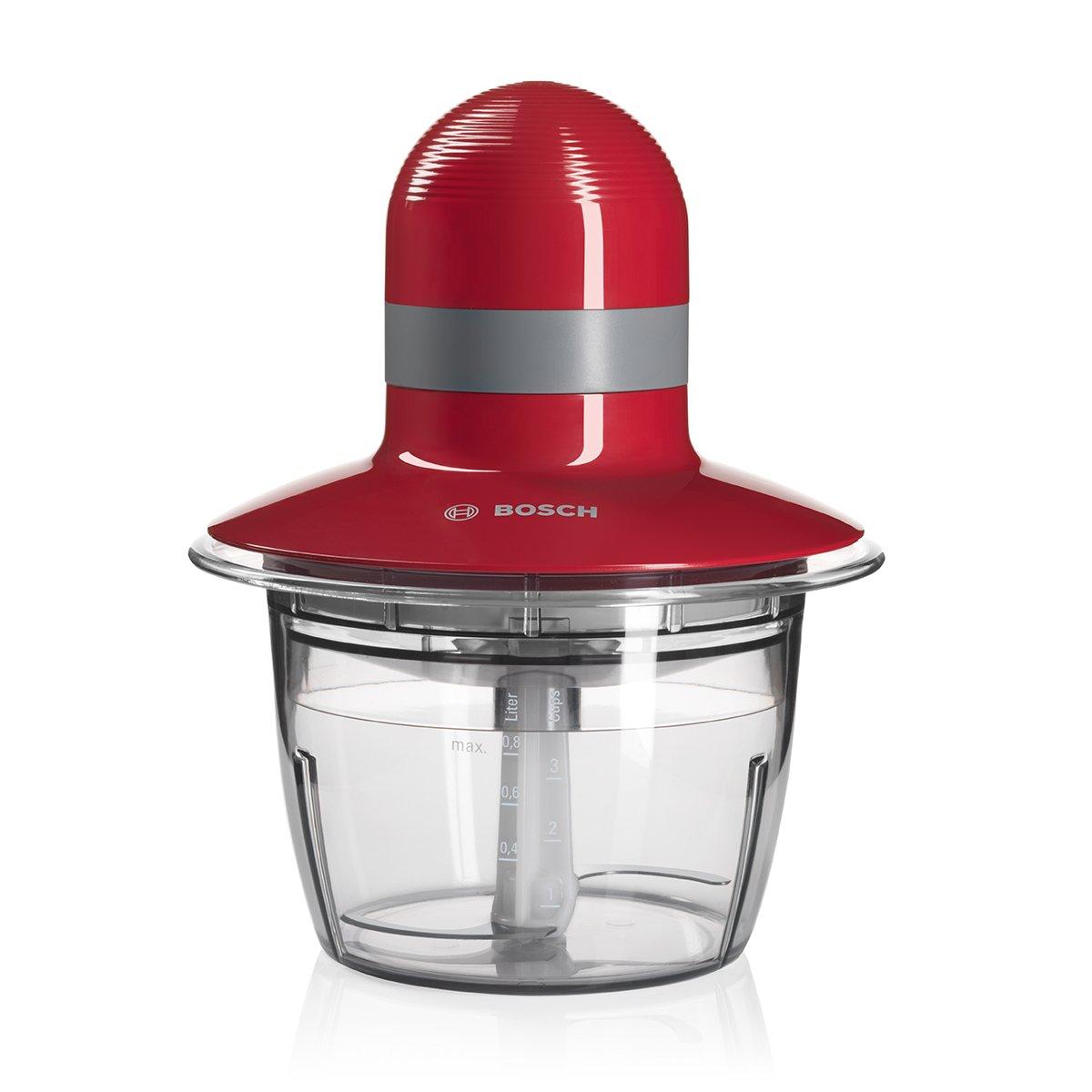Bosch MMRR Picadora universal W capacidad de  l color rojo