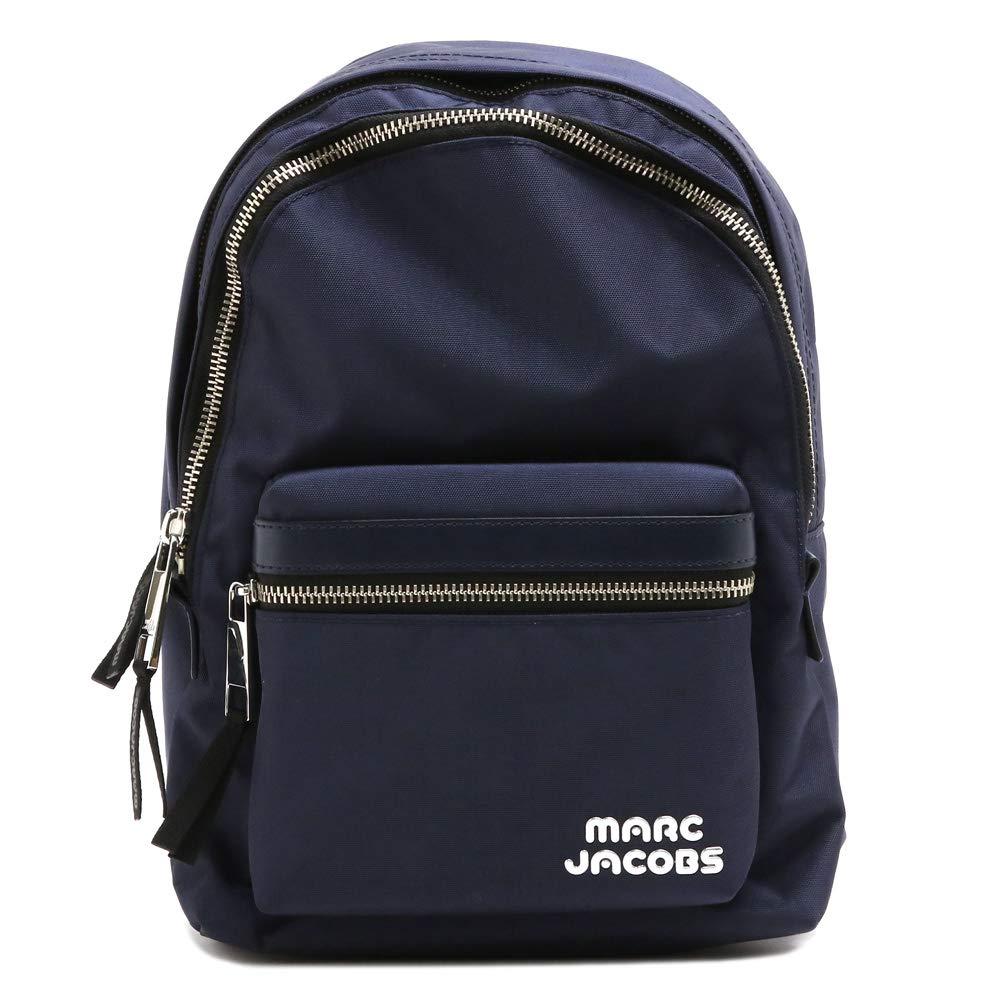 [マークジェイコブス] MARC JACOBS バックパック リュック TREK PACK MEDIUM BACKPACK M0014031 415/MIDNIGHT BLUE ネイビー   B07G3SKPQS