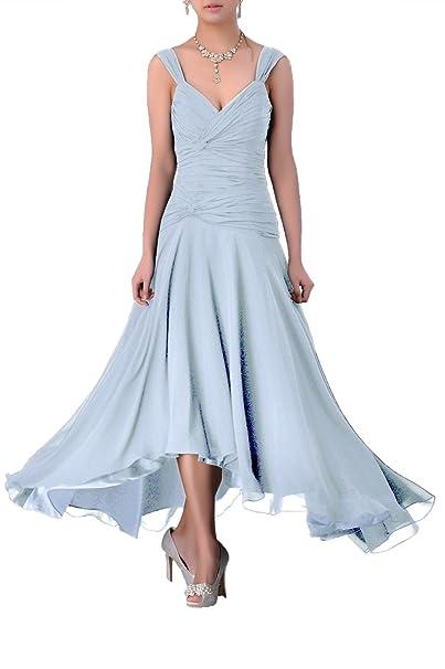 Amazon Adorona Mother Of The Bride Groom Dress Tea Length