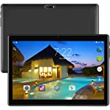 "Android Tablet 10 inch Unlocked Widescreen Tablet Dual Sim Sard Slots, 10.1"" Andriod Tablet PC Dual Camera Quard-Core Processor, 32GB Storage Unlocked"