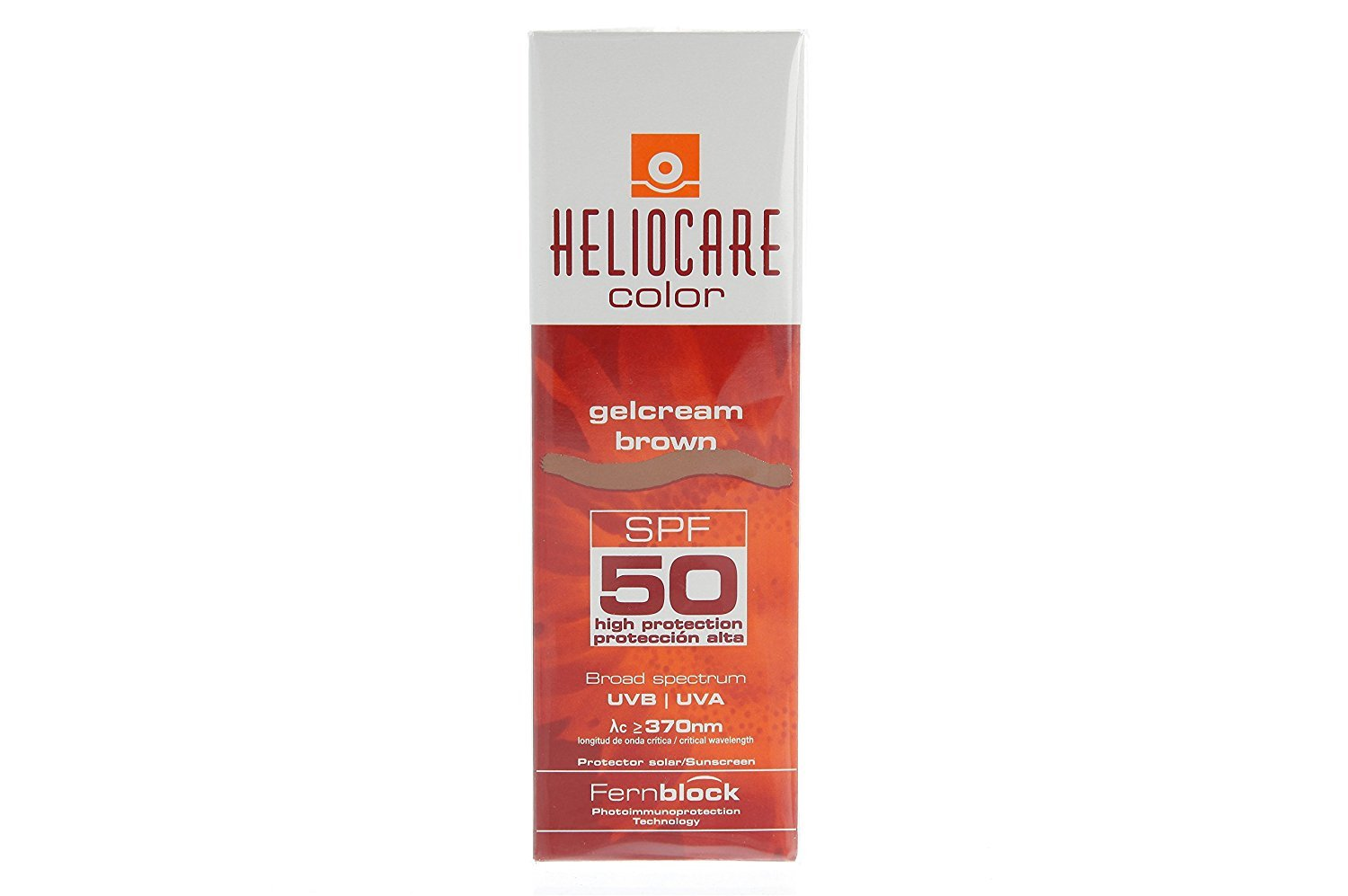 Heliocare Color gelcream Brown SPF50 50ml C.N.157143.4