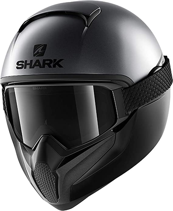 Shark cascos integrales retro