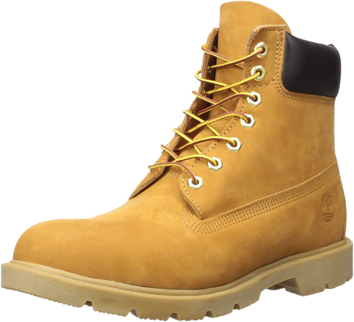 Timberland Men's Icon 6 Basic Boot Nubuck Med