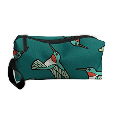 Travel Cosmetic Pouch Bag Portable Makeup Bags Storage Case