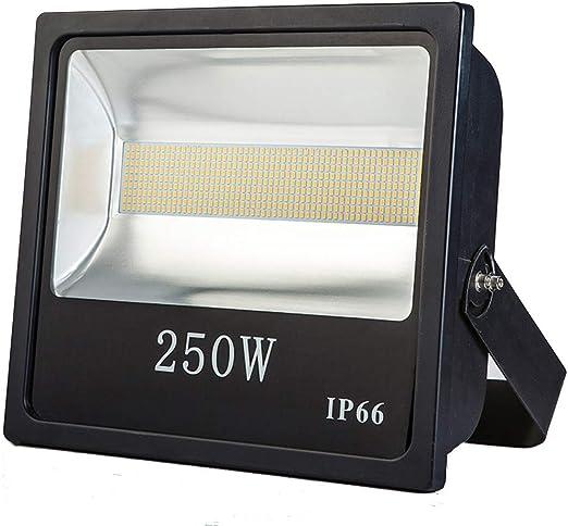 ZHIXIANG 1PCS Ultradelgado Reflector LED 100W 150W 250W IP66 110V ...