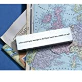 Dare to Dream Inspirational Paperweight Gift