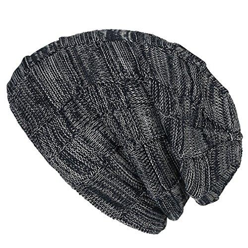 Punto Caliente Gorro Gorra Gris Esquí de de Flexible Xianshu Estiramiento Hat Oscuro Hip Pop Ssuave Sombrero Unisex q1vv8HwRI