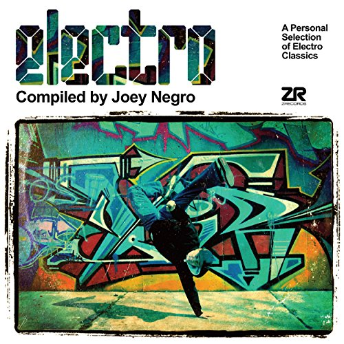 VA-Electro  Compiled By Joey Negro-(ZEDDCD040)-2CD-FLAC-2017-WRE Download