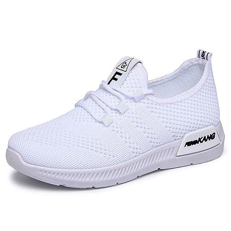 Zapatos Mujer, LMMVP Mujeres Chica Malla Transpirable Calzado ...
