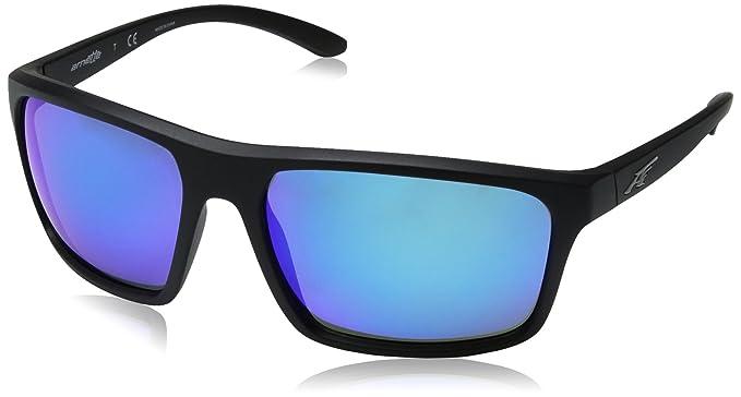 Arnette Sandbank, Gafas de Sol para Hombre, Matte Black, 61: Amazon.es: Ropa y accesorios