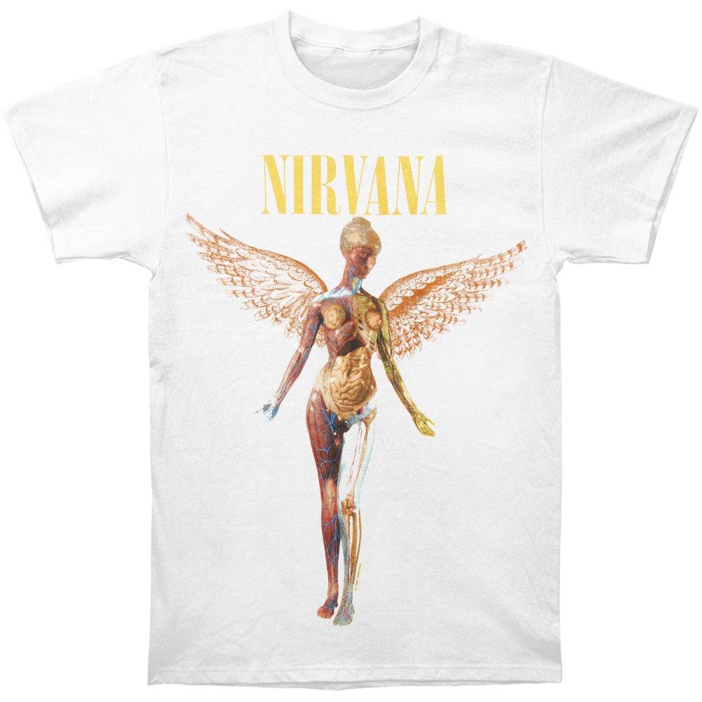 Nirvana In Utero Shirt