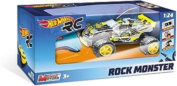 Mondo Motors- Hot Wheels Rock Monster Giocattolo Auto