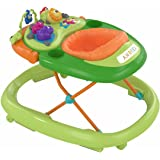 Chicco Walky Talky Baby Walker, Green Wave