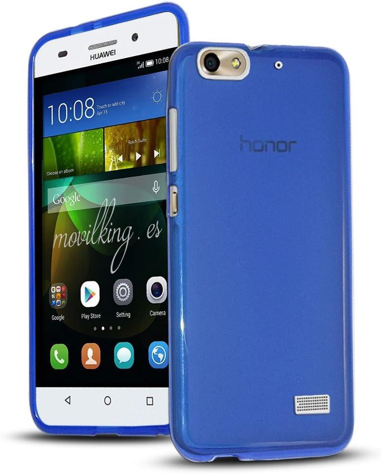 FUNDA DE GEL SILICONA para Huawei Honor 4C / G Play Mini color ...