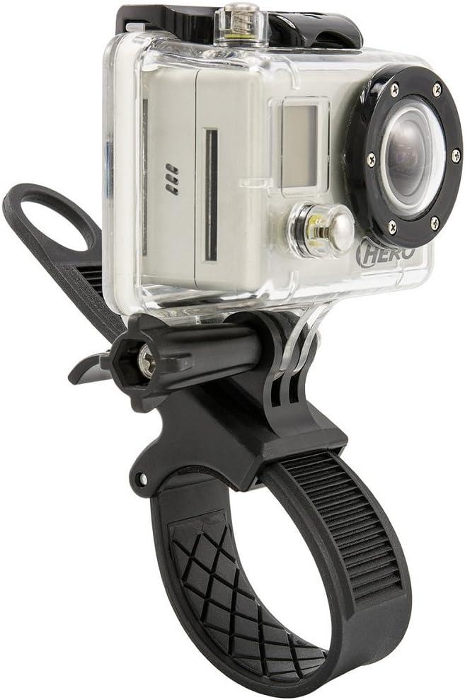 Arkon Gp234 Gopro Bike Oder Motorrad Lenker Strap Mount Kamera