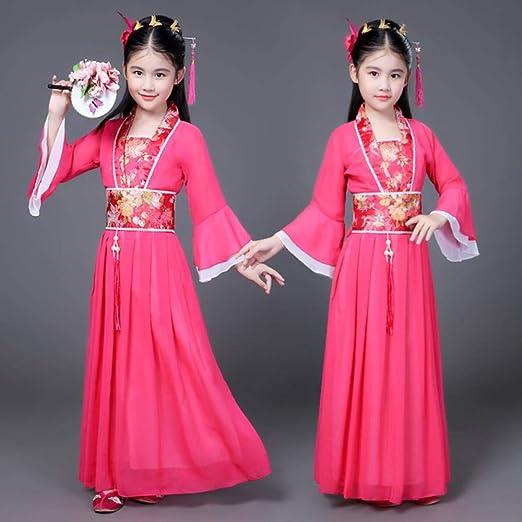 Pescado Dinastía Han China Ropa Vintage Hermoso Disfraz de ...